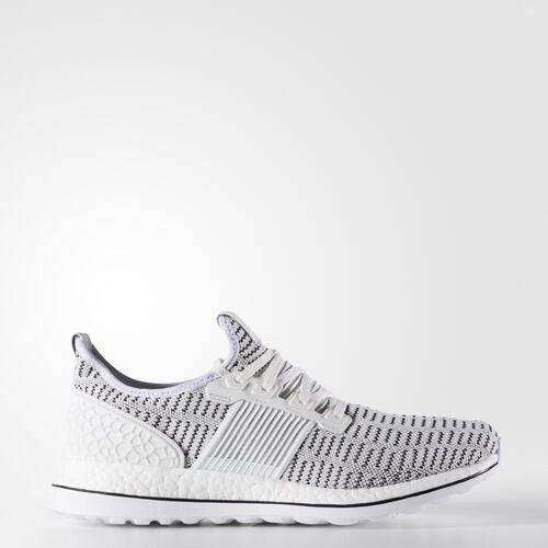 adidas - Pure Boost ZG Shoes Crystal White  /  Running White Ftw  /  Core Black AQ2927