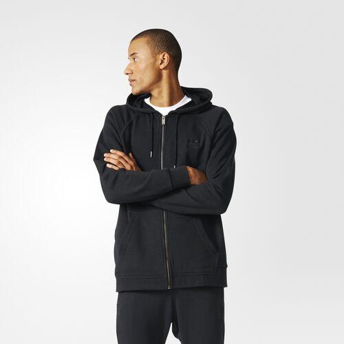 adidas - Premium Trefoil Hoodie Black AZ1204