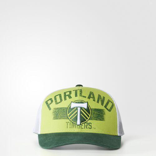 adidas - Portland Timbers Trucker Hat Green BM8501
