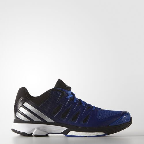 adidas - Boost Volley Response 2.0 Shoes Collegiate Royal  /  Matte Silver  /  Black AQ5474