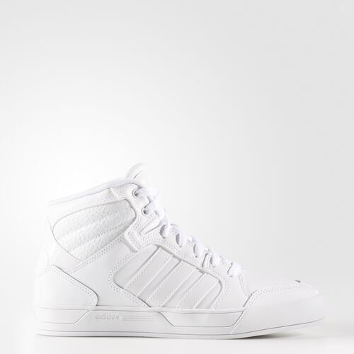 adidas - Raleigh Mid Shoes Running White Ftw  /  Running White  /  Light Onix AW4290