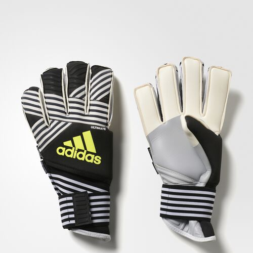adidas - ACE Trans Ultimate Gloves Core Black  /  White  /  Electricity BS4099