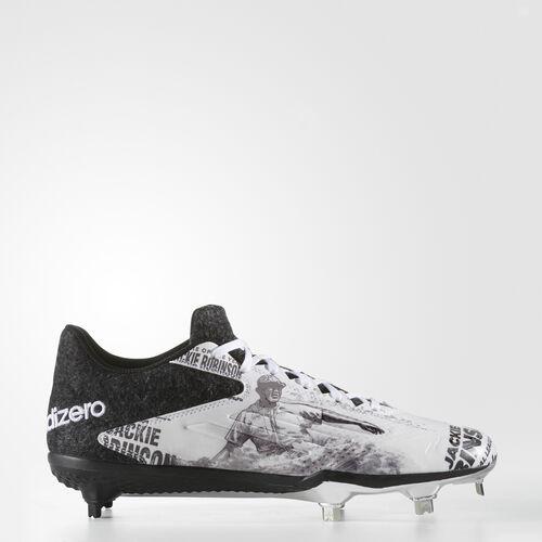 adidas - adizero Afterburner 2.0 Cleats Running White Ftw  /  Running White  /  Black BY3593