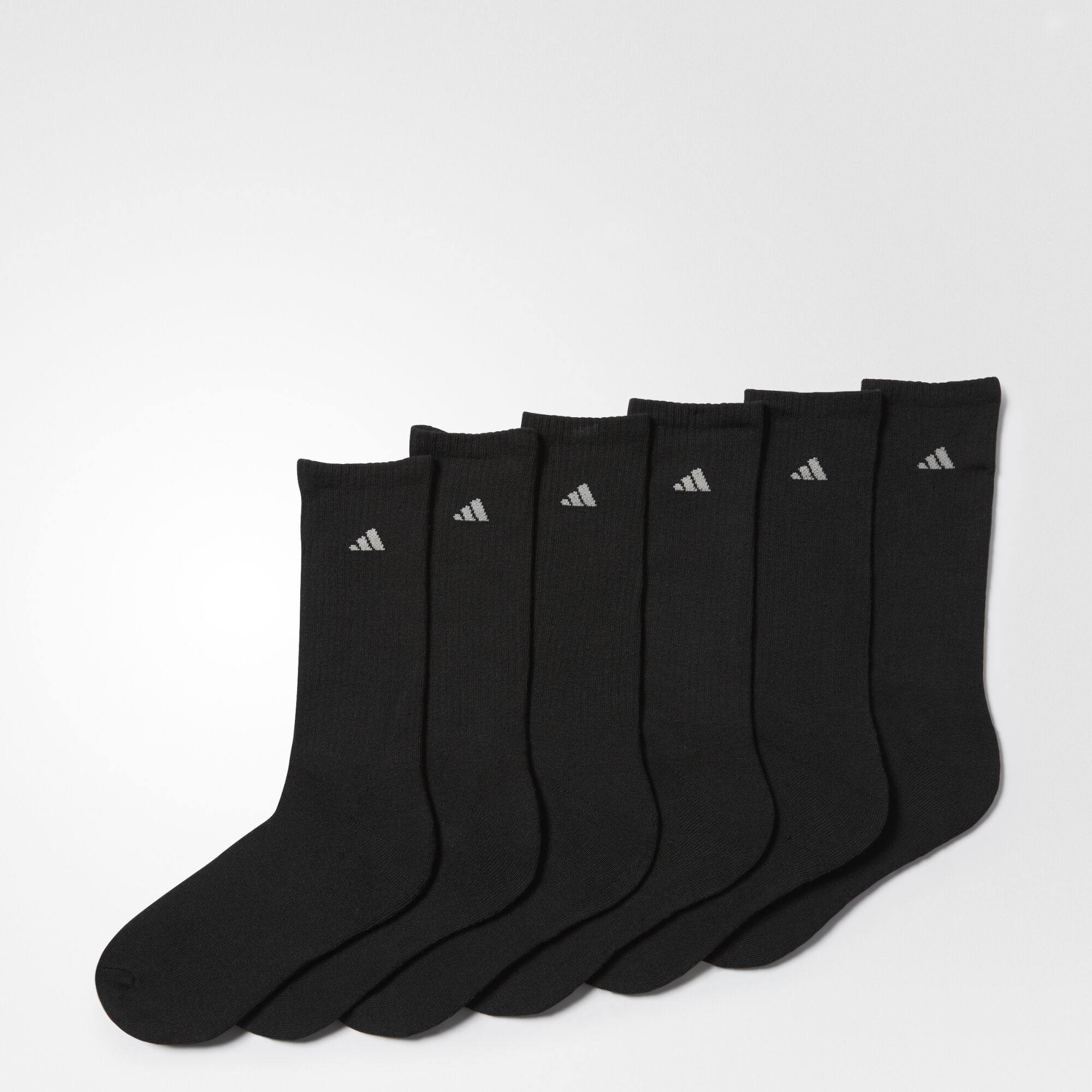 James Harden Date Of Birth: Adidas Athletic Crew Socks 6 Pairs - Black