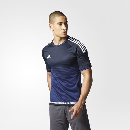 adidas - Campeon 15 Jersey Blue  /  Night Navy  /  White S15898