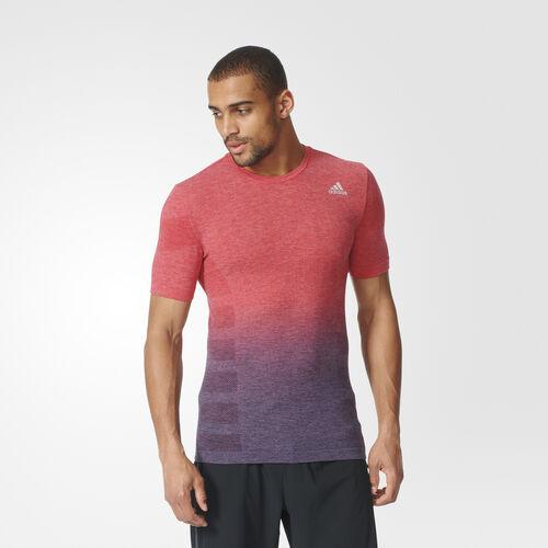 adidas - Primeknit Wool Dip-Dyed Tee Ray Red  /  Collegiate Royal AP9720