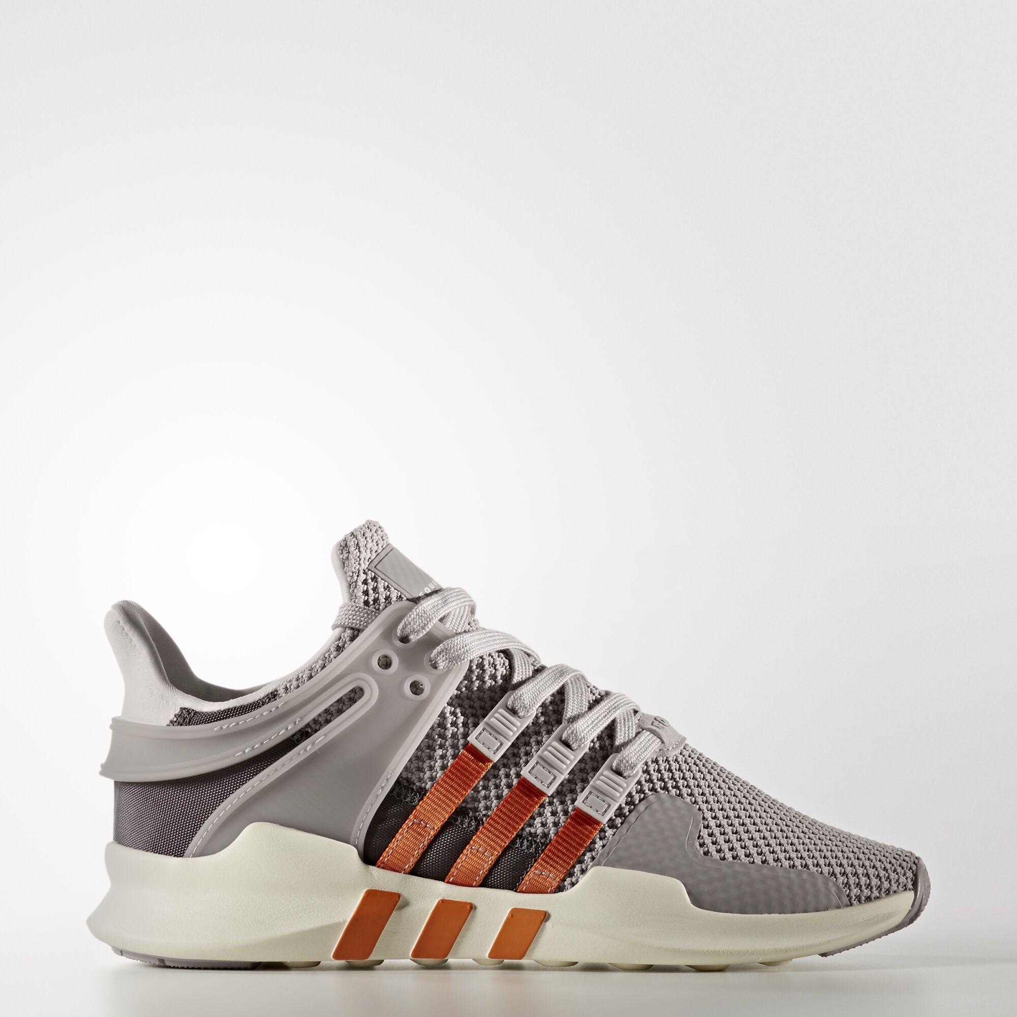 Adidas Eqt Grey Orange