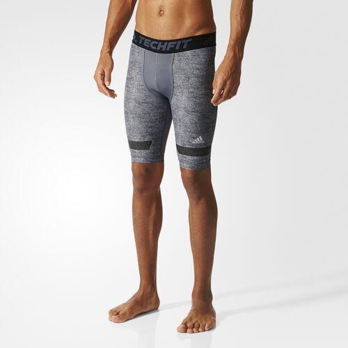 adidas - Techfit Chill Shorts Core Heather AJ4927