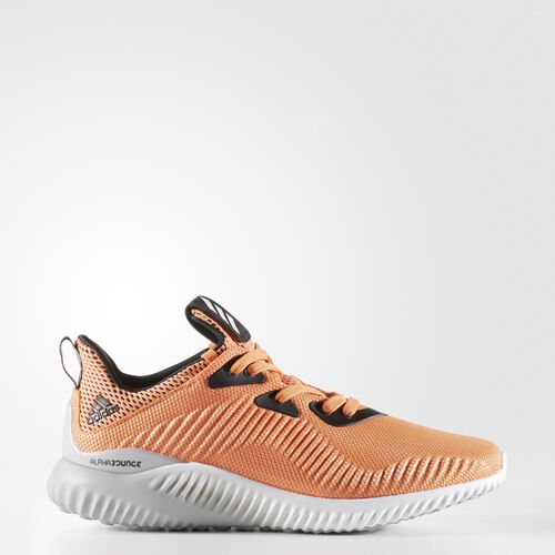 adidas - alphabounce Shoes Easy Orange  /  Running White Ftw  /  Clear Onix B39431