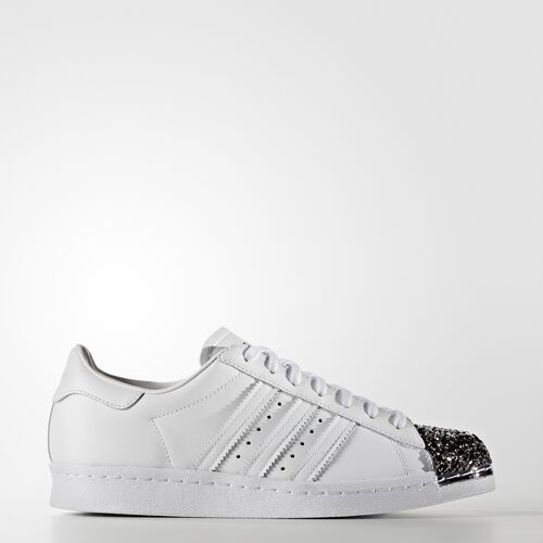 adidas - Superstar 80s Shoes Running White Ftw  /  Running White Ftw  /  Core Black S76532