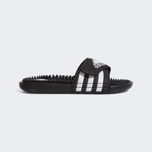 adidas - adissage Slides Black  /  Running White  /  Black 078285