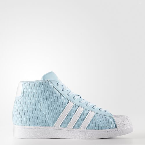 adidas - Pro Model Shoes Icey Blue  /  Running White  /  Icey Blue BY4169