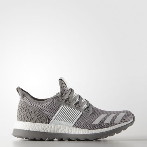 adidas - Pure Boost ZG Shoes Charcoal Solid Grey  /  Charcoal Solid Grey BB3918
