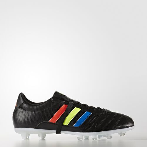 adidas - Gloro Firm Ground Cleats Core Black  /  Electricity  /  Running White BA9882