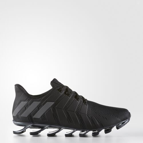 adidas - Springblade Pro Shoes Core Black  /  Neo Iron  /  Neo Iron B42598