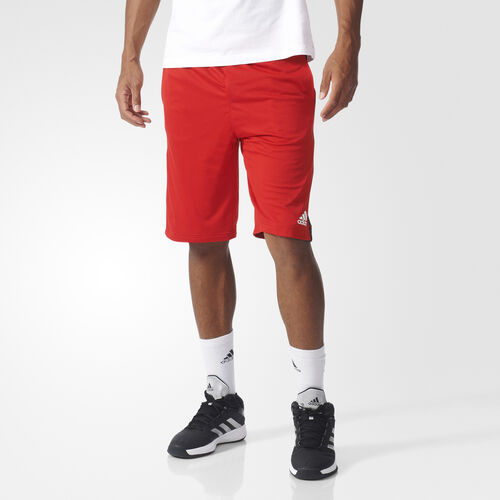 adidas - Triple Up Shorts Scarlet  /  Black AX7915