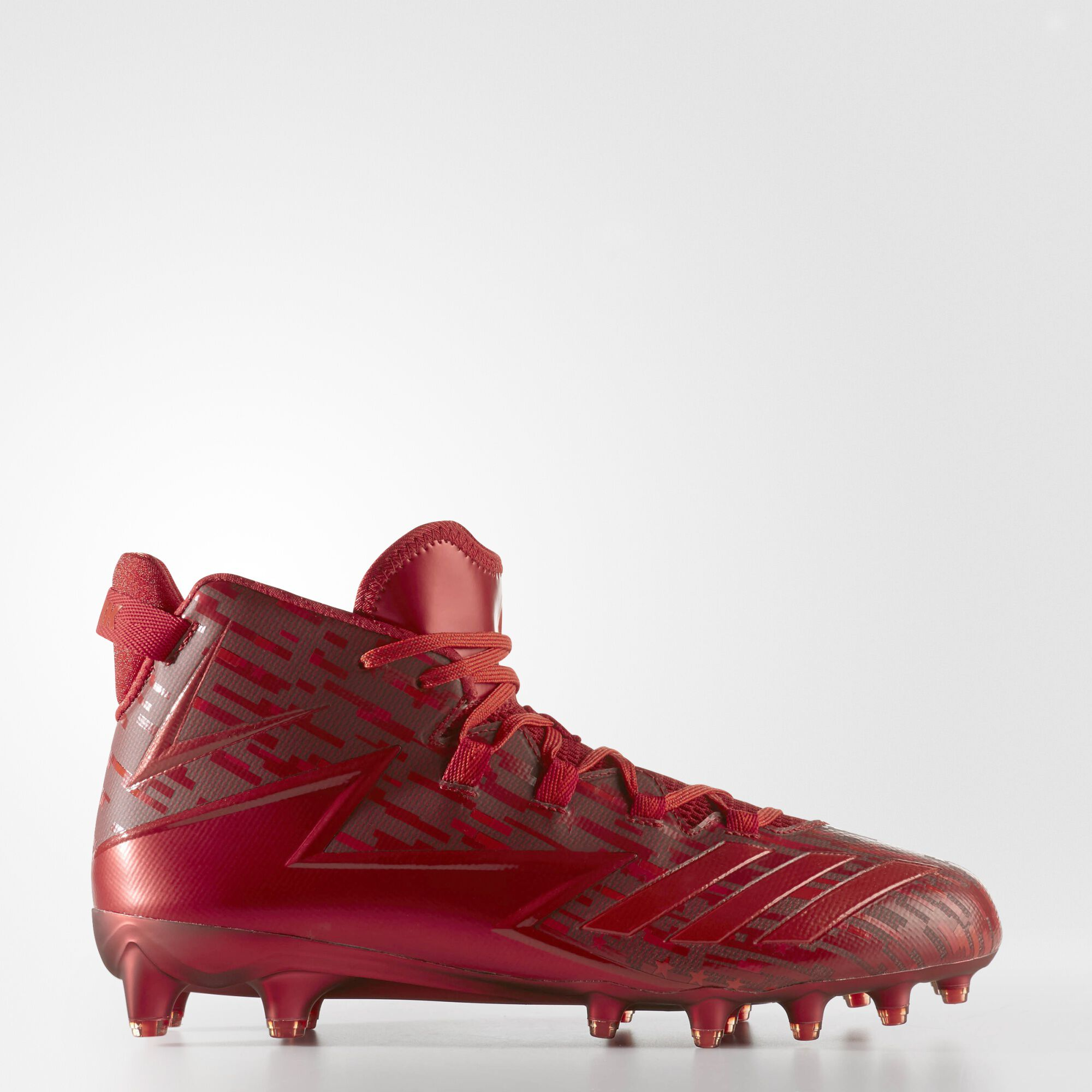 adidas - Freak X Kevlar Dipped Cleats Power Red / University Red /  University Red BW0388