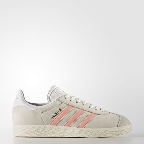 adidas - Gazelle Shoes Chalk White  /  Running White BY9035