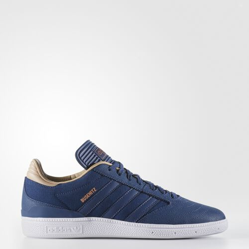 adidas - Busenitz Pro Shoes Mystery Blue  /  Running White Ftw  /  St Pale Nude BB8435