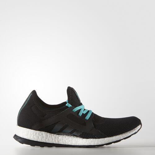 adidas - Pure Boost X Shoes Core Black AQ6681