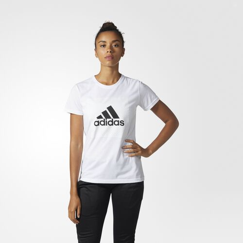 adidas - Badge of Sport Tee White CT2204