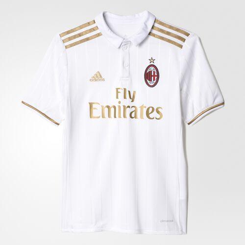 adidas - AC Milan Away Replica Jersey White AI6889