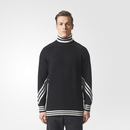 adidas - White Mountaineering Knit Sweater Black BQ4102