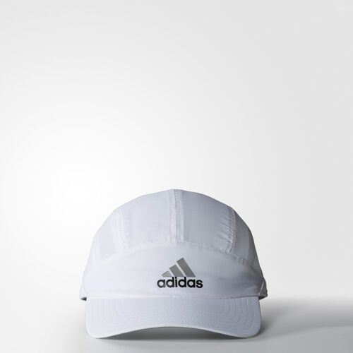 adidas - Circuit Trainer Relaxed Hat White  /  Grey S48885