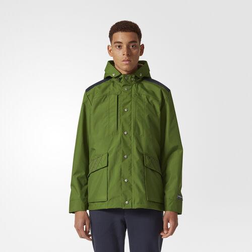 adidas - Ardwick Anorak Jacket Green CD2452