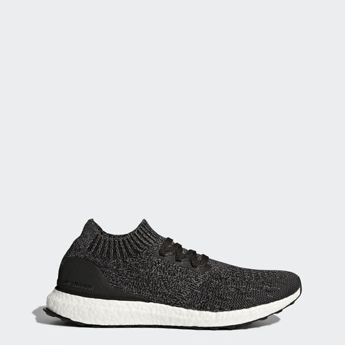 adidas - UltraBOOST Uncaged Shoes Core Black  /  Solid Grey BY2551