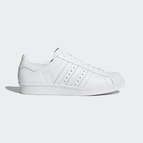 adidas - Tênis Superstar 80S Ftwr White/Ftwr White/Core Black S79443