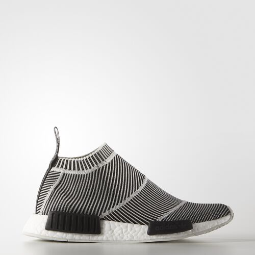 adidas - Tênis Nmd City Sock Boost Pk Core Black/Vintage White S79150