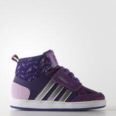 Adidas Neo Hoops Mid Infants Hi Tops