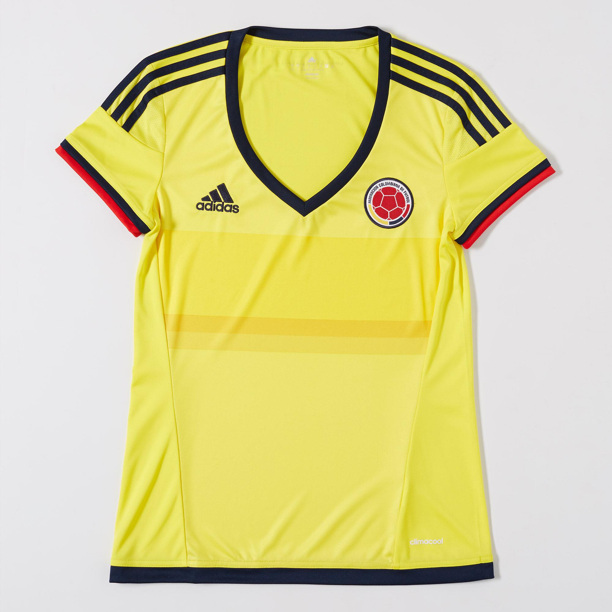 Camiseta Adidas Seleccion Colombia 2015 Adidas Camiseta Selección