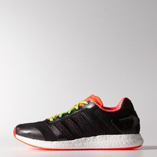 adidas - Climachill Rocket Boost Shoes Core Black  /  Black  /  Infrared M25972