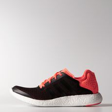 adidas - Pure Boost Reveal Shoes Solar Red B34870
