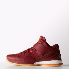 adidas - RG3 Energy Boost Shoes Collegiate Burgundy  /  Metallic Gold  /  Infrared C75861