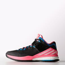 adidas - RG3 Energy Boost Shoes Core Black  /  Neon Pink  /  Solar Blue C75878