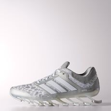 adidas - Springblade Drive Shoes Running White Ftw  /  Running White  /  Metallic Silver C77558