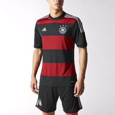 adidas - Germany Away Jersey Black G74520