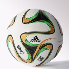 adidas - Brazuca Final Official Match Ball White G84000