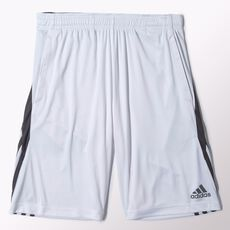 adidas - Ultimate Swat Shorts White  /  Sharp Grey M64299