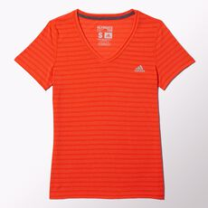 adidas - Ultimate Tee Solar Red  /  Infrared S06859