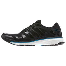 adidas - Energy Boost 2.0 Shoes Core Black  /  Black  /  Solar Blue M22599
