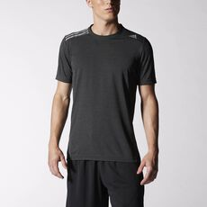adidas - Climachill Tee Black Blend Heather M31276