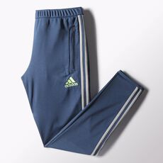 adidas - Tiro 13 Training Pants Rich Blue  /  Aluminum  /  Neon Green S13180