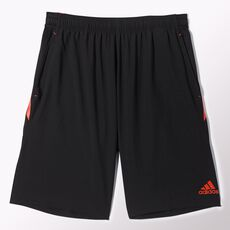 adidas - Ultimate Swat Woven Shorts Black  /  Dark Orange M35253