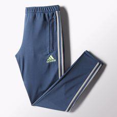 adidas - Tiro 13 Training Pants Rich Blue  /  Aluminum  /  Neon Green S13180