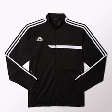 adidas - Tiro 13 Training Jacket Black  /  Black  /  White Z21090