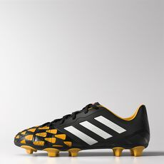adidas - Nitrocharge 3 FG Cleats Core Black  /  Running White  /  Neon Orange M21026